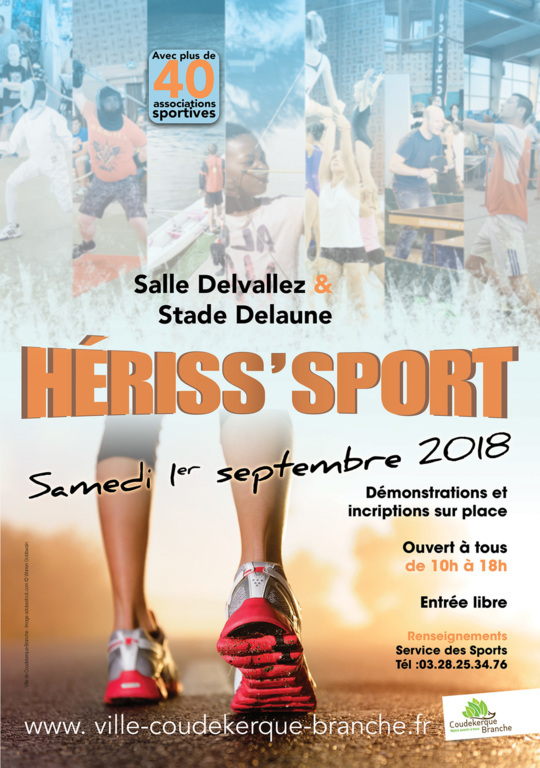Salon des Sports Hériss'Sport 2018